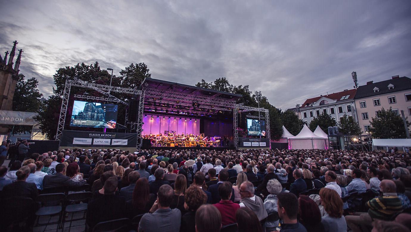 Martin Grubingers Heimspiel 2.0 bei Klassik am Dom 2017